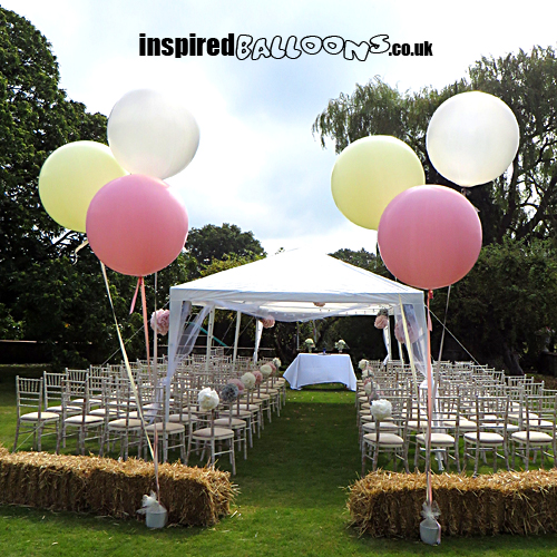 Giant cloudbusters