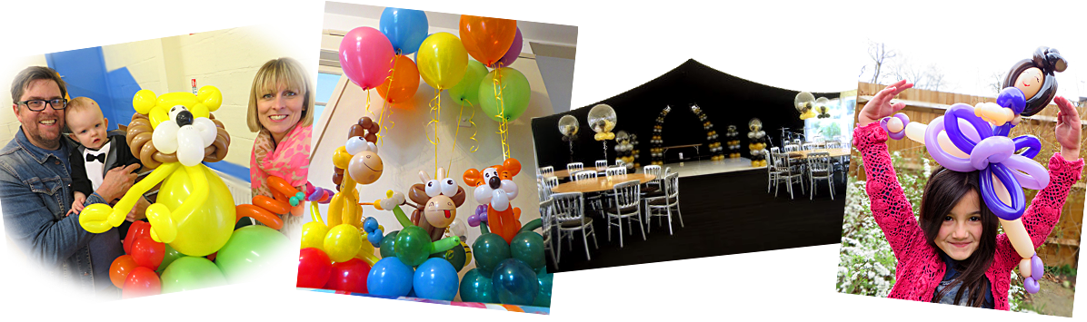 loads of fun with balloons