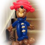 Paddington Bear balloon