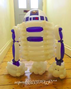 R2D2 balloon