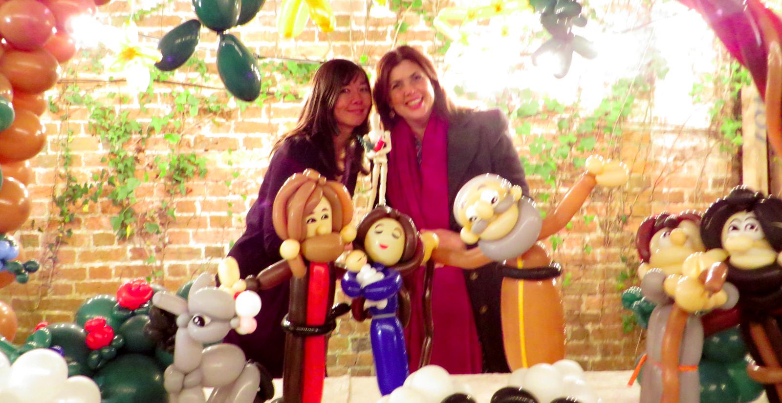 Kirstie's Christmas Tableau Champion