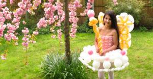 Balloon fairy