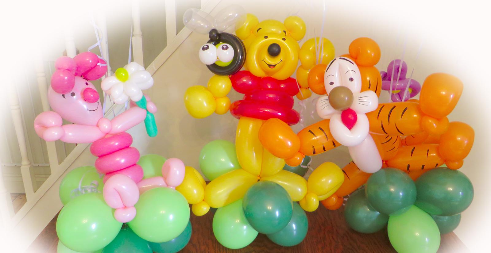 Cute balloony creations