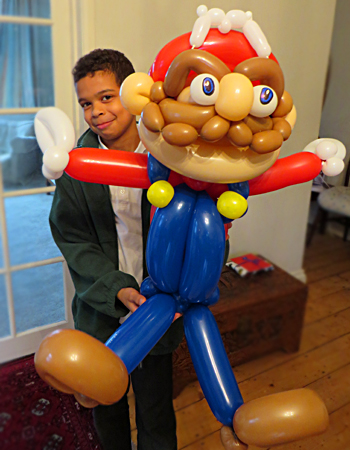 Super Mario balloon