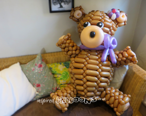 Balloon teddy