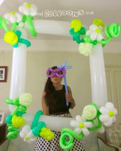 Balloon mask